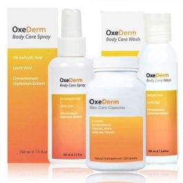 oxederm skin care set